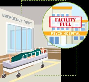 patient-stretcher-hosp-hall-hosp-building-stamp